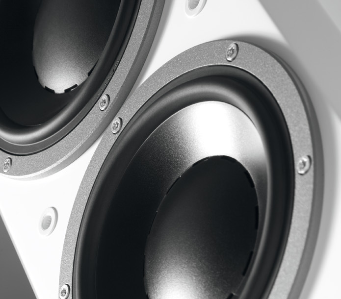 Dynaudio Focus 260 drivers