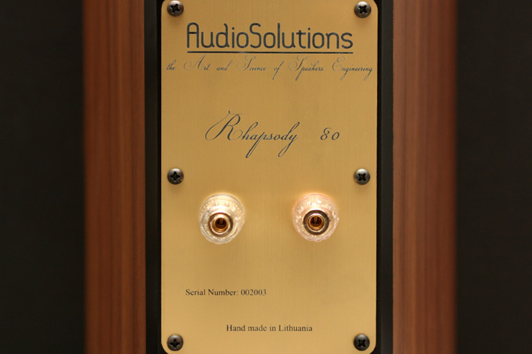 AudioSolutions Rhapsody 80