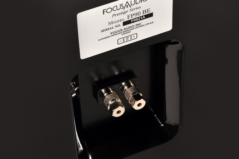 Focus Audio FP90 BE