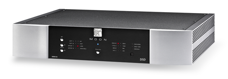 Moon by Simaudio Neo 280D