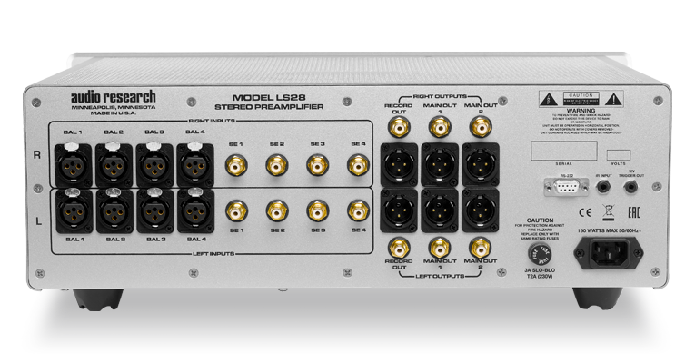 Audio Research Foundation LS28