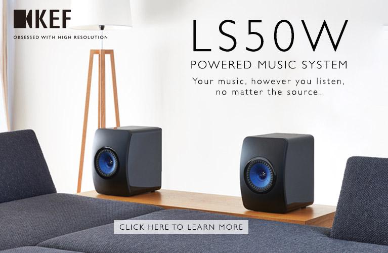 KEF LS50W