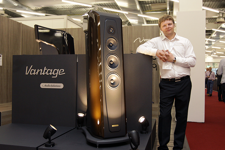 AudioSolutions Vantage