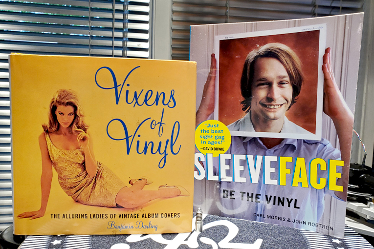 Vixens of Vinyl and Sleeveface