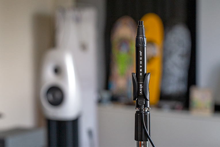 Anthem microphone