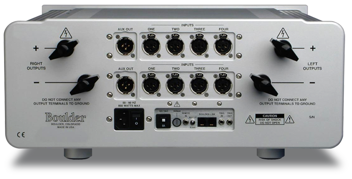 Boulder Amplifiers 865 integrated amplifier