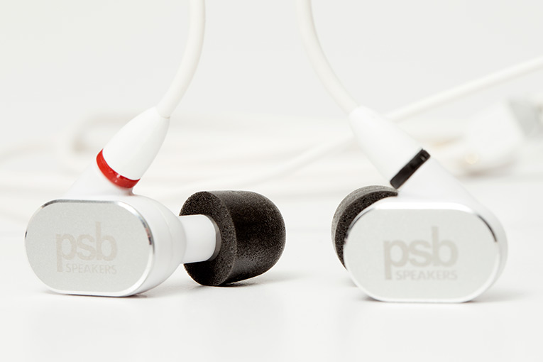 PSB M4U 4 earphones