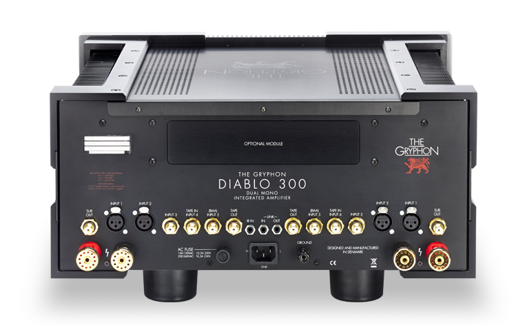 Gryphon Audio Designs Diablo 300